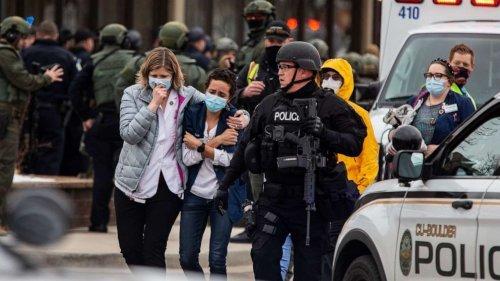 Colorado supermarket shooting leaves at least 10 dead