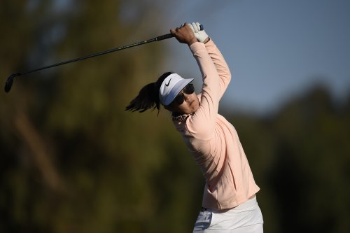 Golf: Wie West makes stirring return to major competition