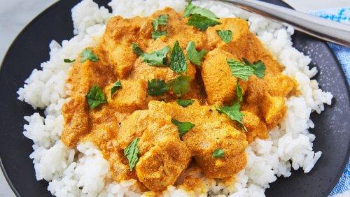 Quick Coconut Curry Chicken Is Super Beginner-Friendly
