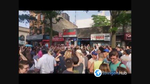 US: Hundreds Celebrate Annual Brooklyn Pride
