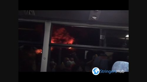 Turkey: Footage Shows Evacuation From Mazı Bay Wildfire In Bodrum