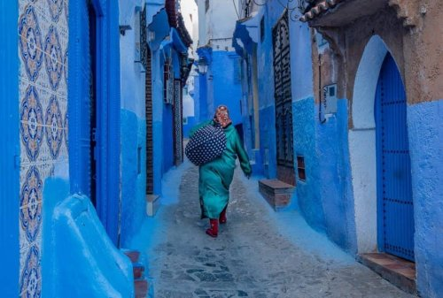Travel to Magical Morocco