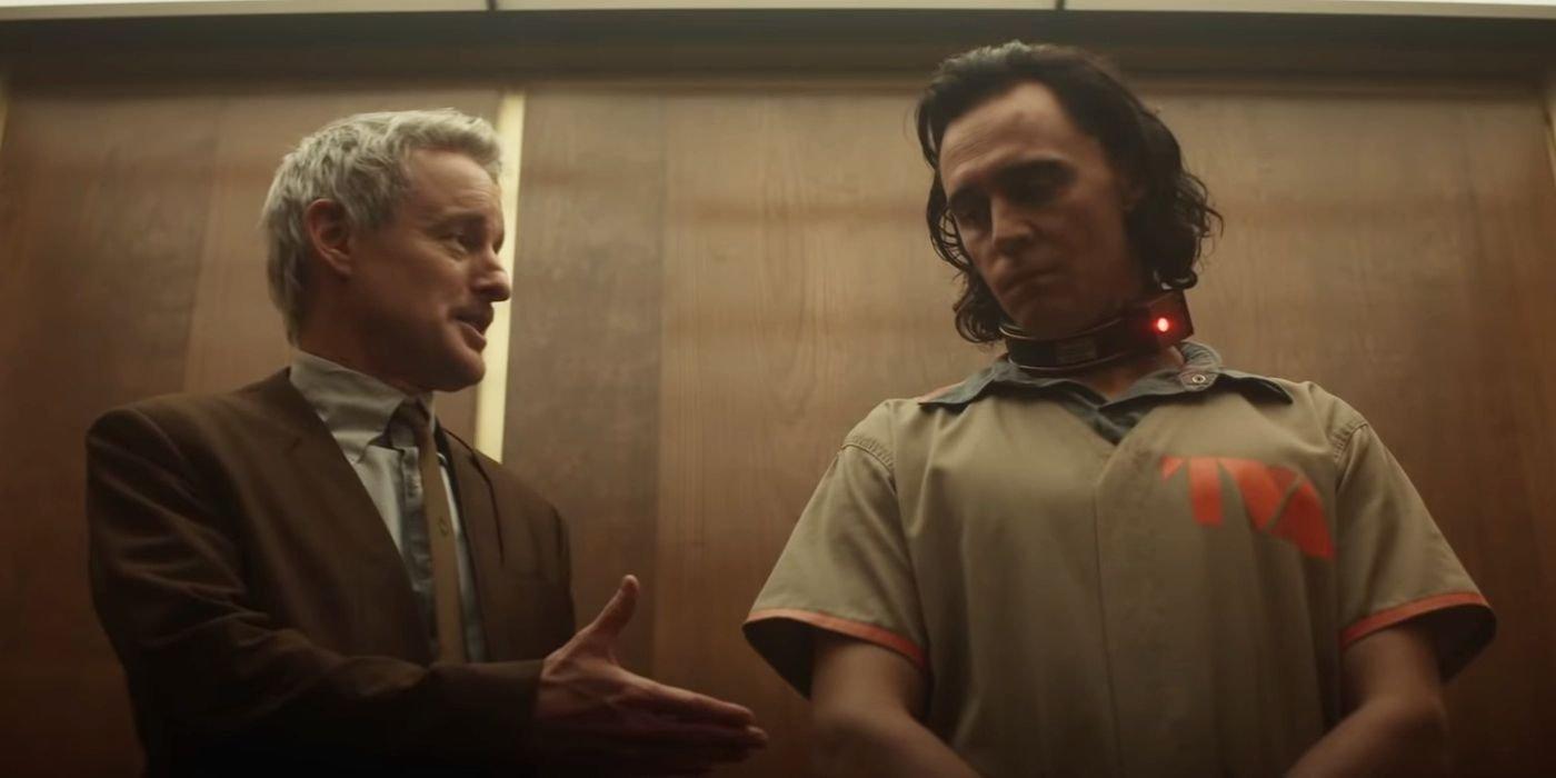 Loki Introduces Owen Wilson's Character in New Disney+ Clip