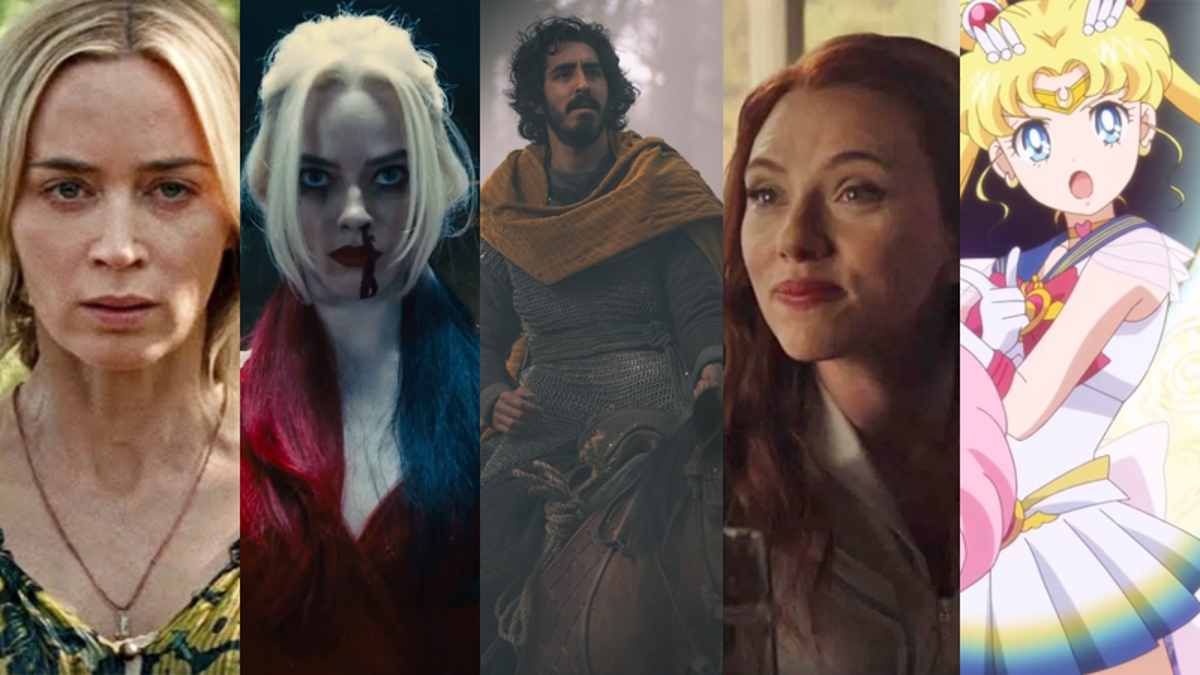 2021 Summer Movie Preview: Sci-Fi, Horror, and Fantasy