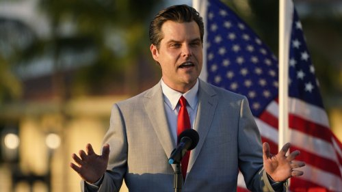 Matt Gaetz's Associate Cooperating With Investigators