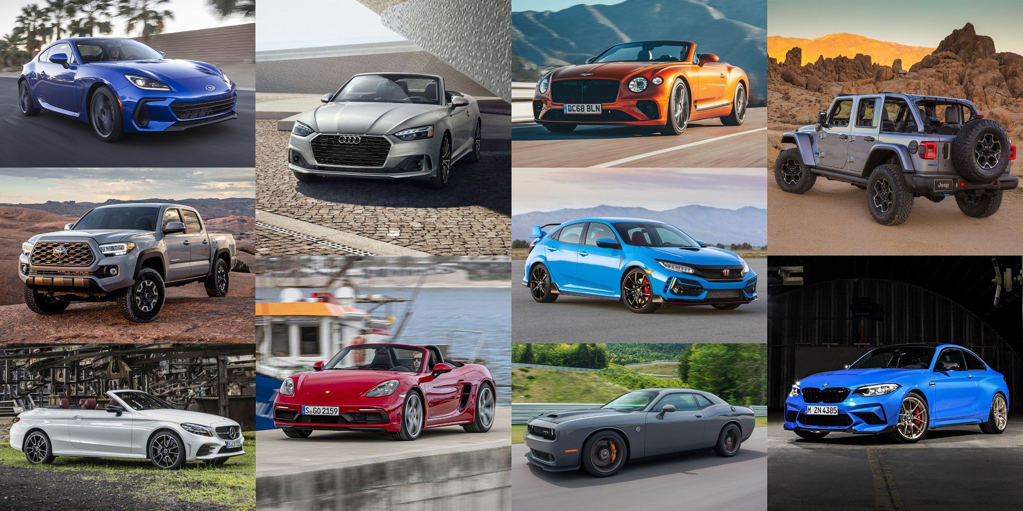 The best new cars to drive this summer