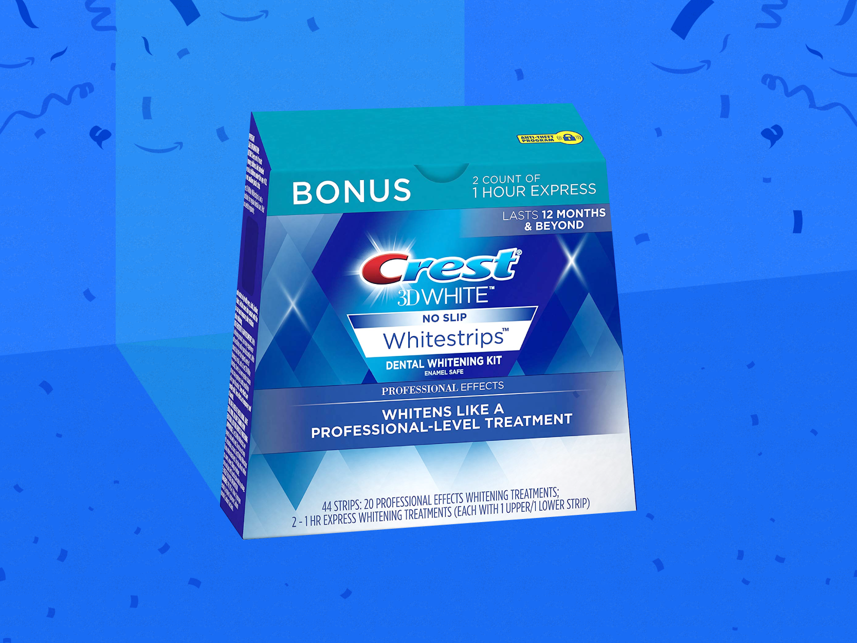 Crest Whitestrips are on major sale at nearly half off for Prime Day 2021