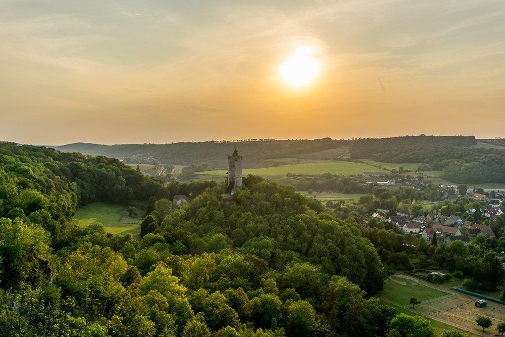 Urlaub in der Nähe - 8 schöne und spannende Reiseziele in und um Deutschland!