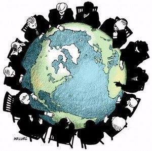 U.S. & GLOBAL POLITICS: The Middle Road                                 By John Joseph cover image