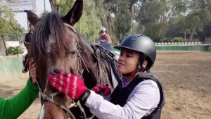 These Horses Are Helping These Riders with Special Needs