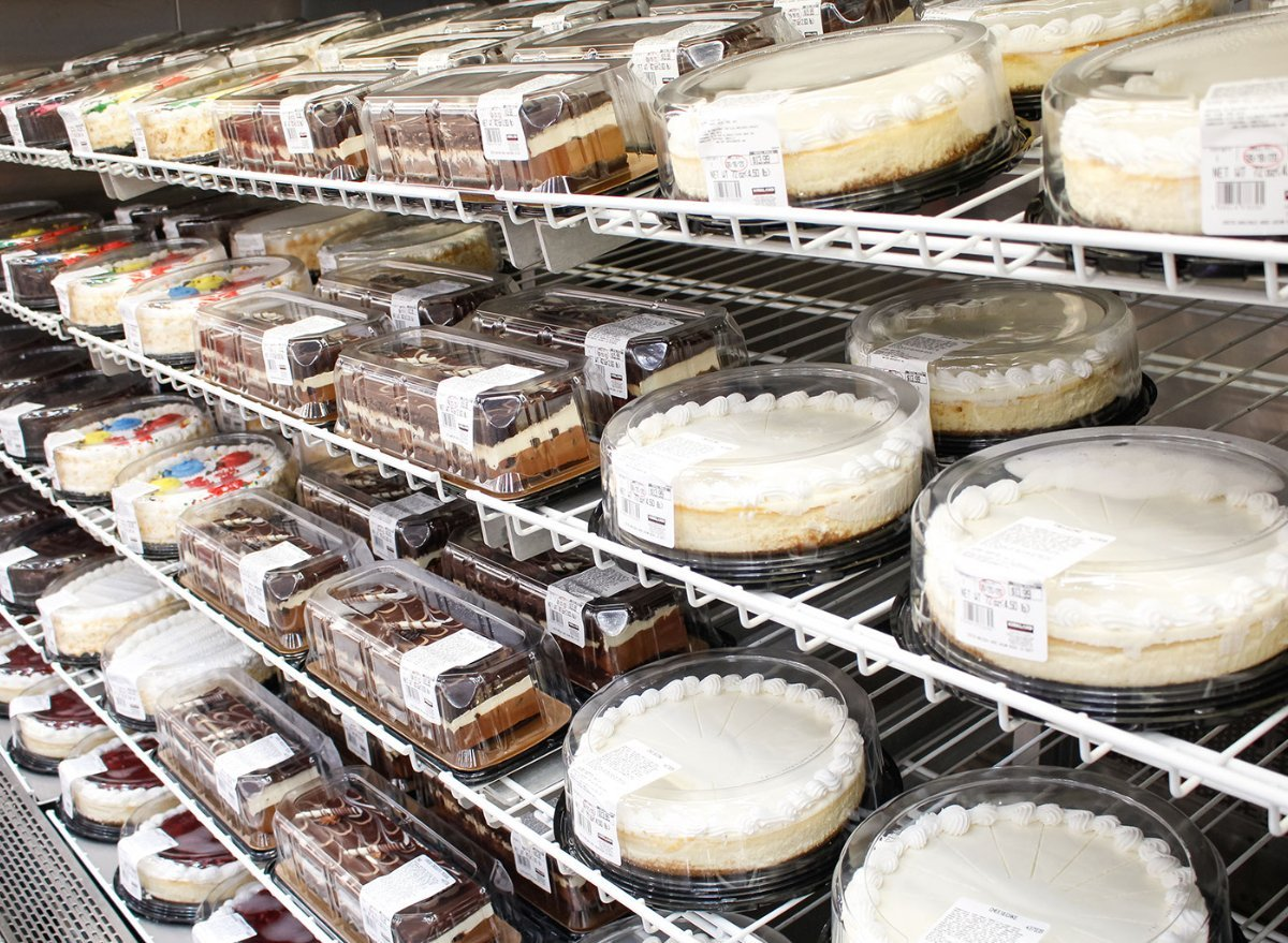 These Are The Worst Treats In Costco's Bakery