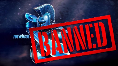 Newbee banned by Valve for match fixing!