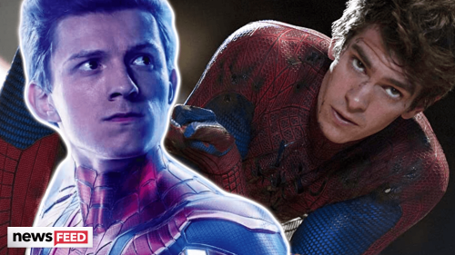 Is Andrew Garfield STARRING With Tom Holland In 'Spider-Man'?