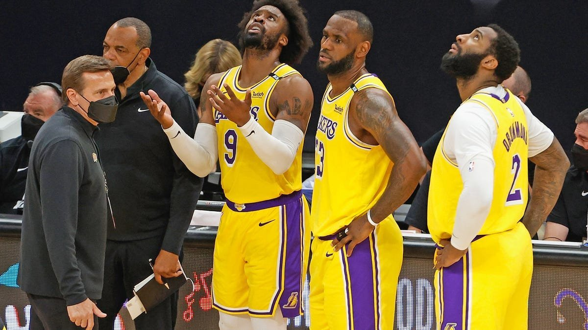 LeBron and Lakers are gone, and NBA did them no favors with short offseason