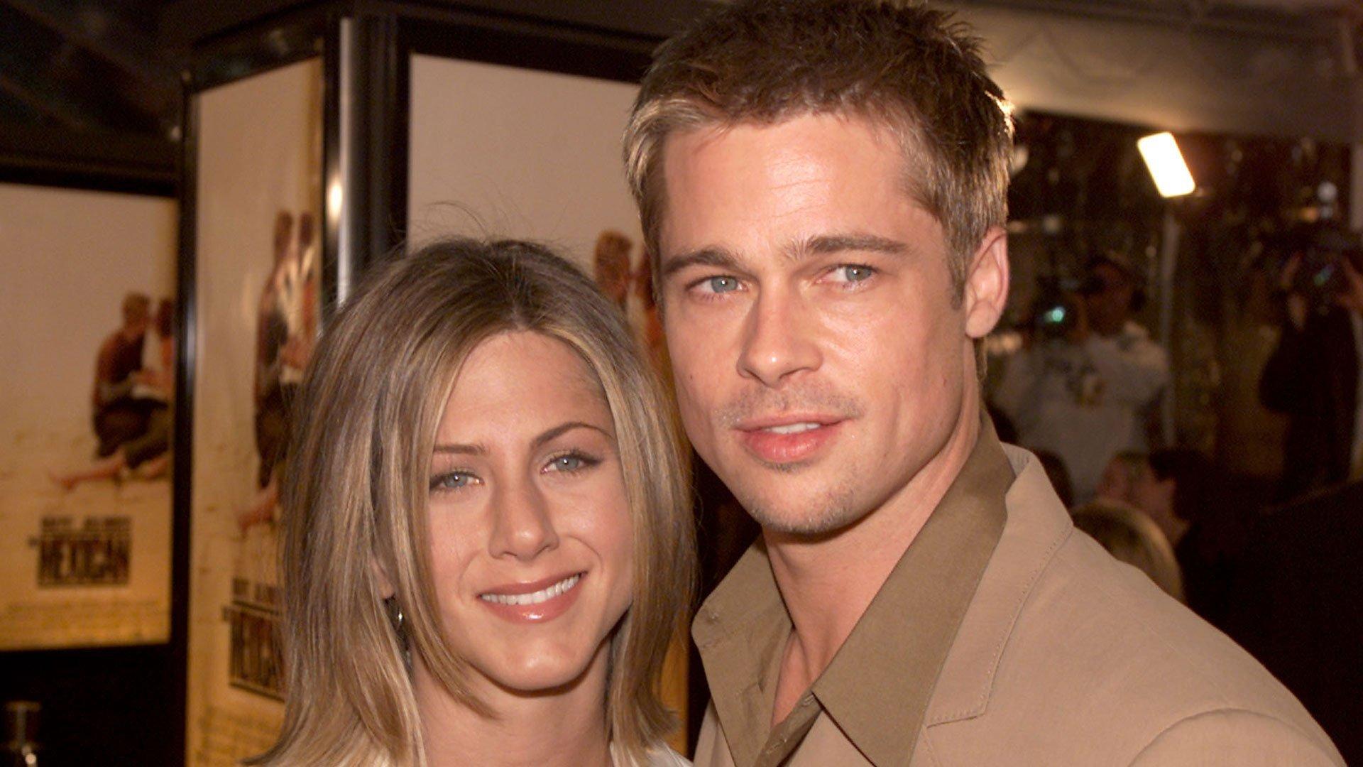The Real Reason Brad Pitt And Jen Aniston Got Divorced