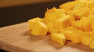 Doing This to a Butternut Squash Can Make Them Easier to Peel