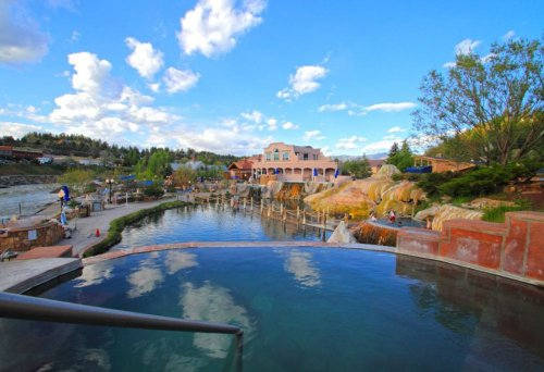 Best Places to Experience Hot Springs in Colorado