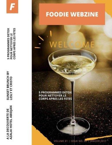 FOODIE WEBZINE  cover image