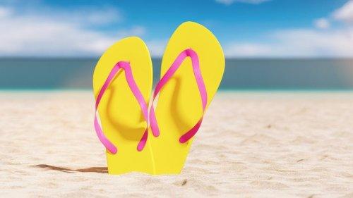 The Hidden Dangers Of Wearing Flip-Flops