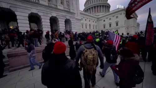 Police warn of threat to 'blow up' U.S. Capitol