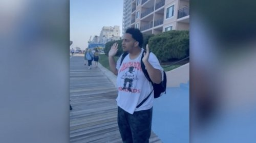 Maryland Police Tase Teenager While Enforcing Vaping Ban On Boardwalk