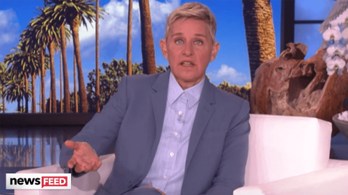 Ellen DeGeneres Is ENDING Her Show After Ugly Downfall!