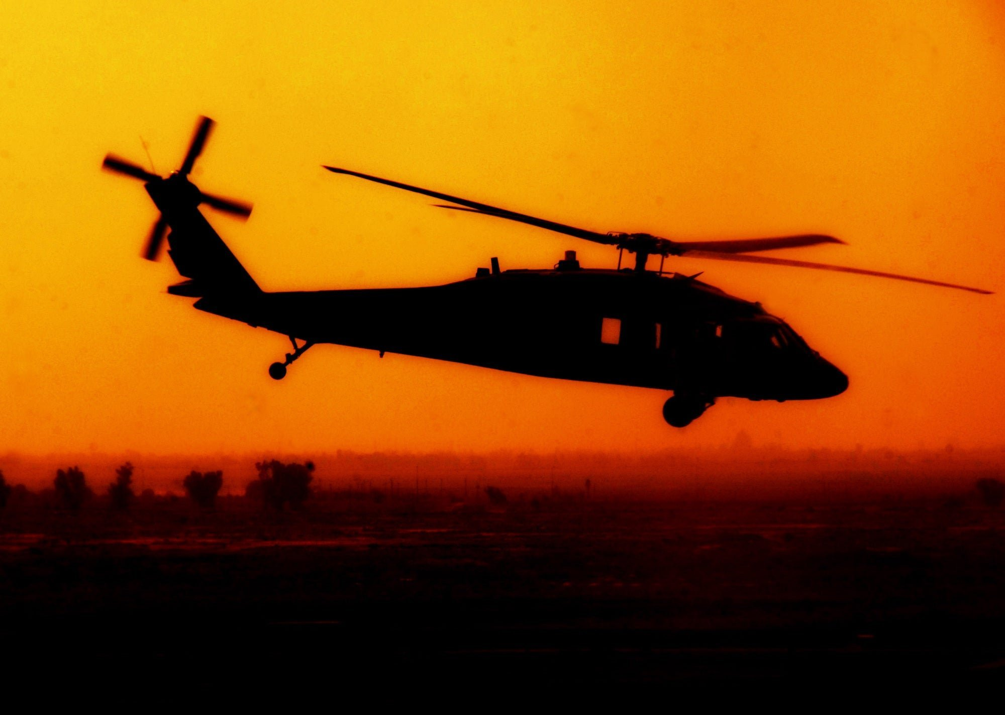 The mystery of the Bin Laden raid helicopters