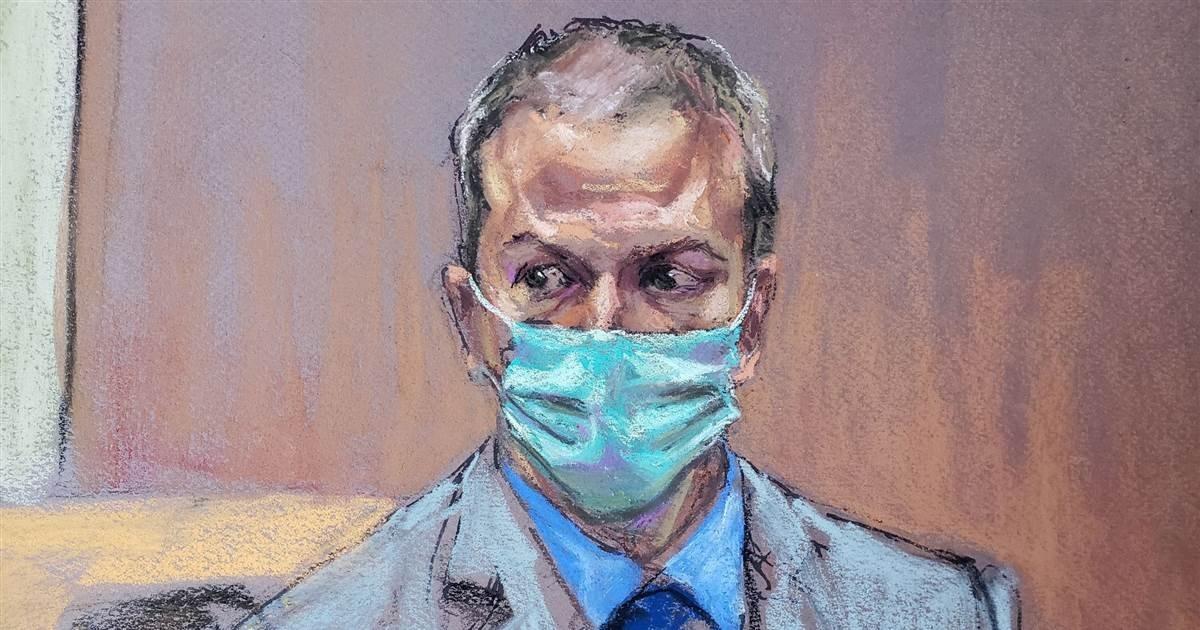Derek Chauvin convicted of murder in George Floyd's Death