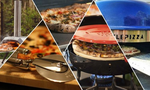 Best pizza accessories and ovens