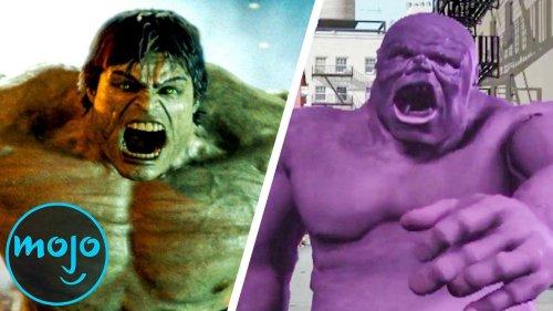 Top 10 WTF Superhero Movie Rip-Offs