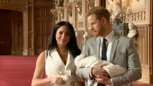 Lilibet Diana's Christening: What We Know