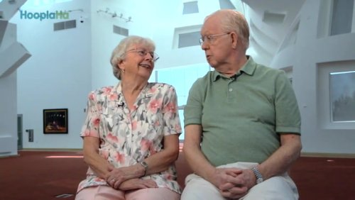 Love Never Forgets: An Alzheimer's Love Story