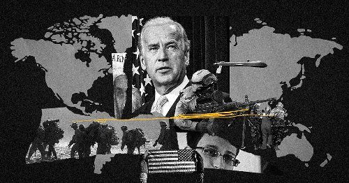 A Half-Century of Joe Biden's Stances on War, Militarism, and the CIA cover image