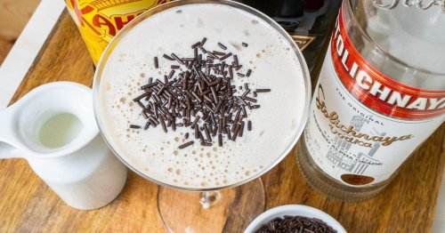 The Tastiest Dessert You'll Ever Drink