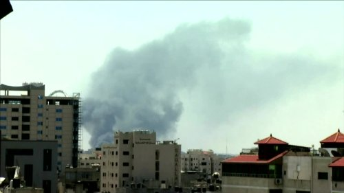 Destruction and loss as Israel-Hamas ceasefire holds