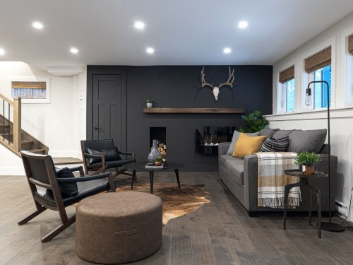 Dig deep with these brilliant basement ideas