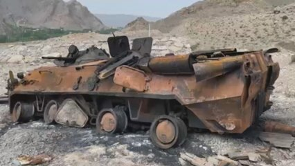 Kyrgyzstan-Tajikistan conflict leaves disastrous trails
