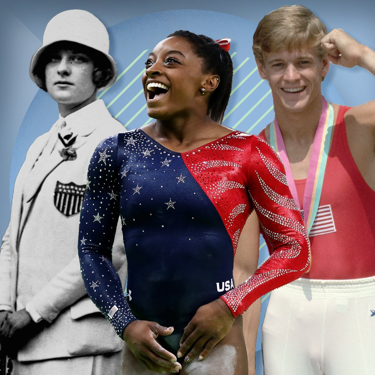 All the details on Olympics Style