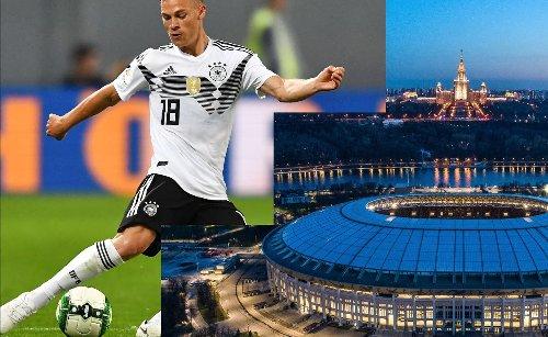 Fußball-WM 2018 - cover