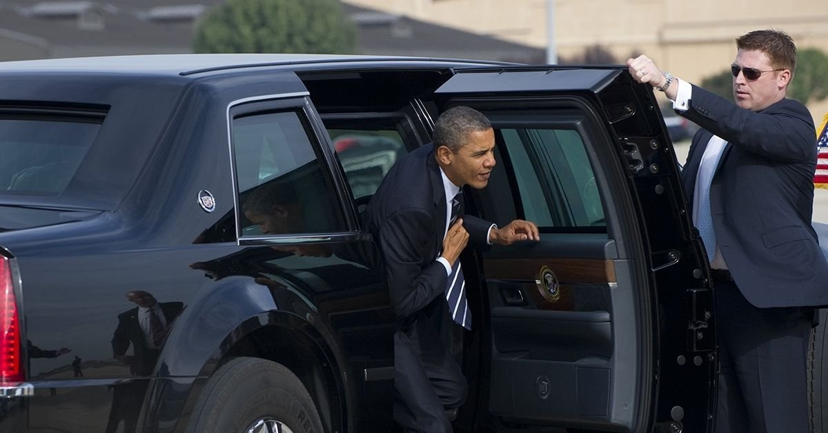 Here's What Barack Obama Drives