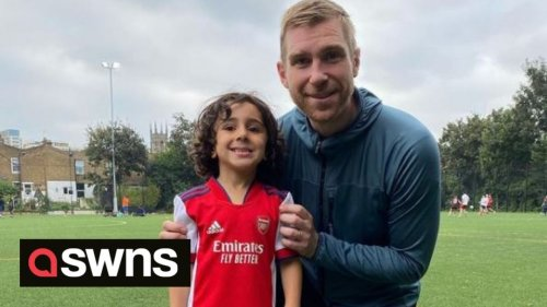UK five-year-old dubbed 'Little Messi' has been scouted by at least four Premier League teams