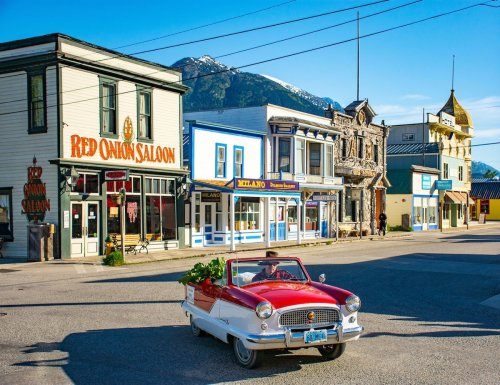 The Five Friendliest Small Towns In The U.S.