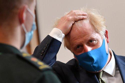 TEST!Boris Johnson reconfine partiellement le Royaume-Uni