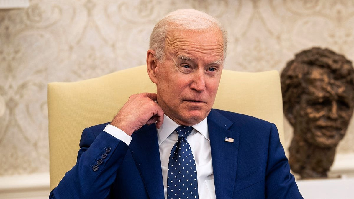 Biden Concerned Agenda Stalled By Him Not Really Caring If It Happens Or Not