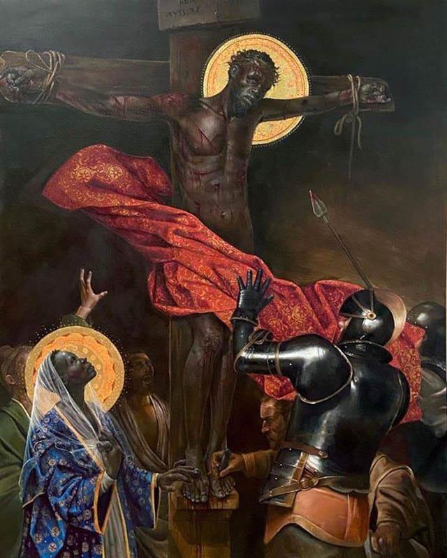 Harmonia Rosales: Addressing Black Erasure in Painting
