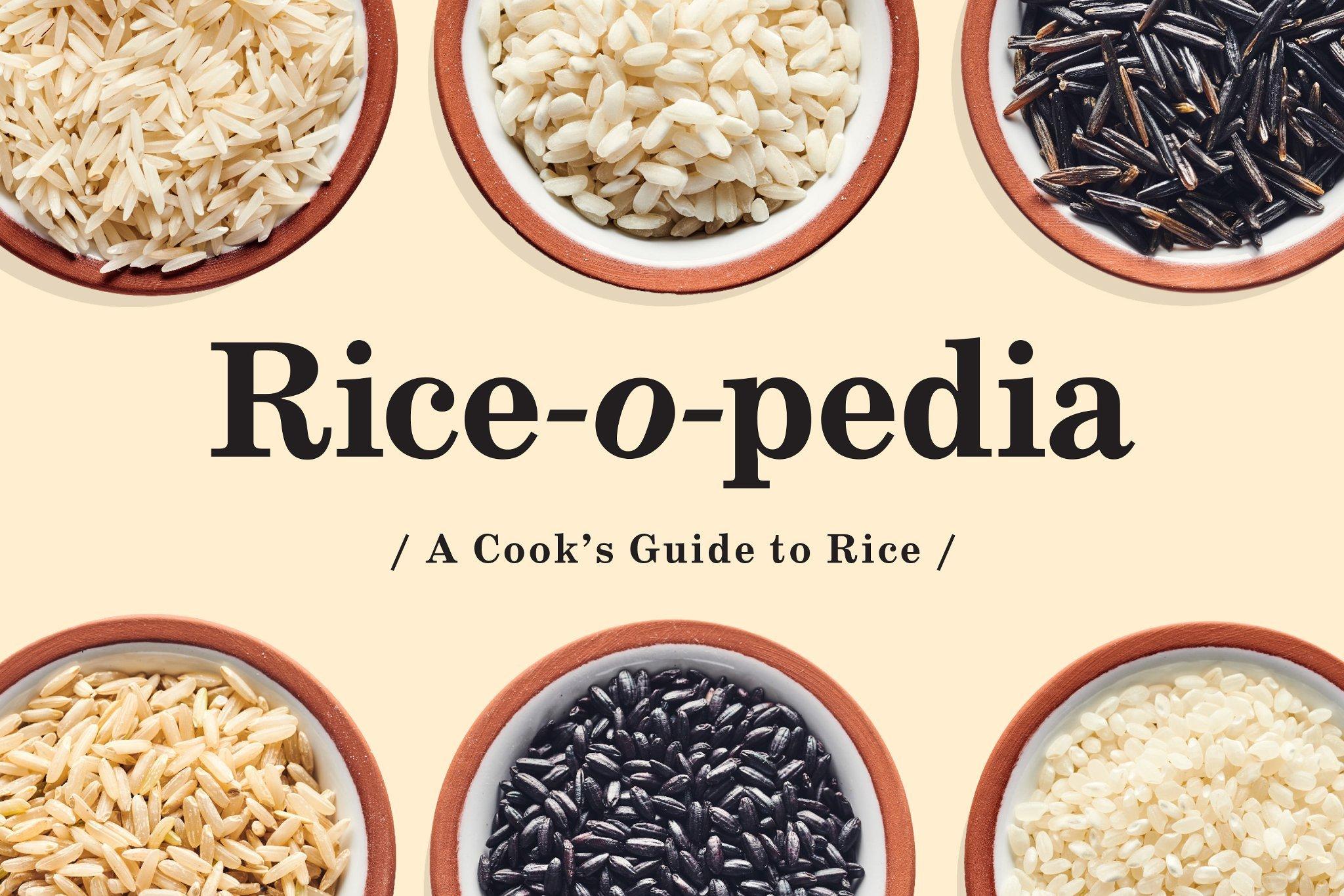 Rice-o-pedia!