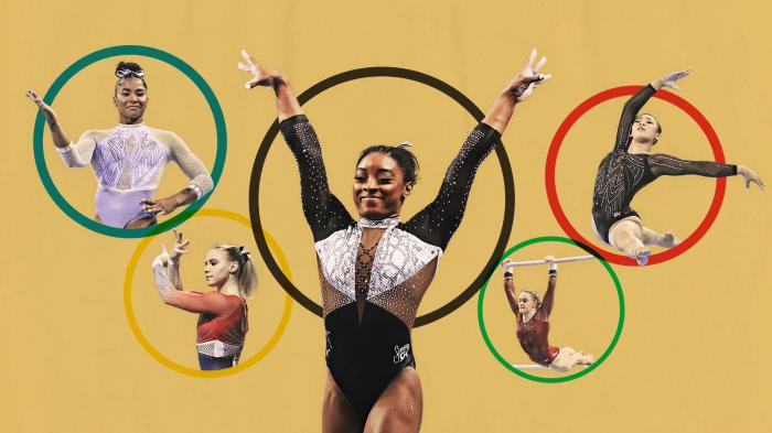 Is This the Best U.S. Women's Gymnastics Team Ever?