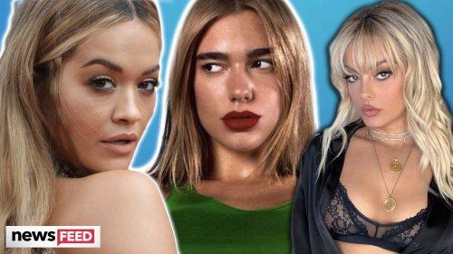 "Dua Lipa & Rita Ora's ""FEUD"" Addressed By Bebe Rexha!"
