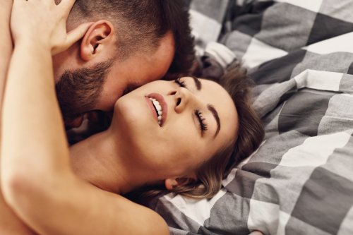 Is it wrong to fantasize about someone else during sex with your partner?
