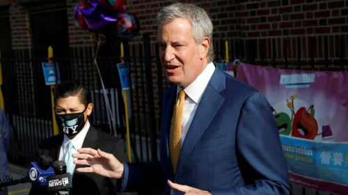 Cop Union Vows to Block NYC Mayor's New Vax Mandate